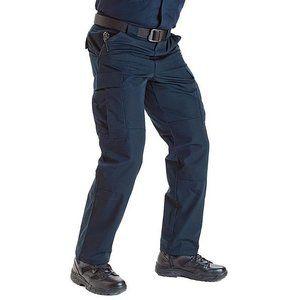 5.11 Tactical Ripstop TDU Pants - Navy Blue Large